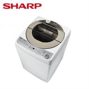 SHARP無孔槽變頻洗衣機(11公斤) ES-ASF11T