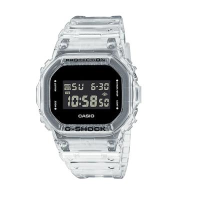【翡仕】CASIO G-SHOCK 半透明系列電子腕錶