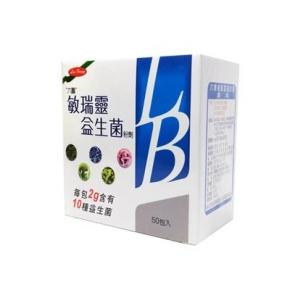 【甜蜜家族】六鵬敏瑞靈益生菌 2gx50包