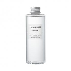 【MUJI 無印良品】敏感肌化妝水(保濕型)/200ml(M)