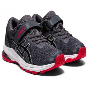 【萌祥鞋屋】ASICS兒童慢跑鞋