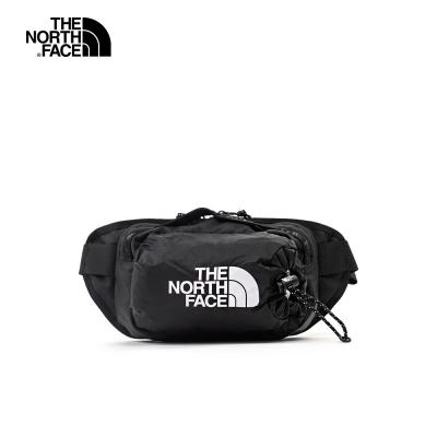 【THE NORTH FACE】男/女 BOZER HIP PACK III - L 休閒腰包-黑/棕