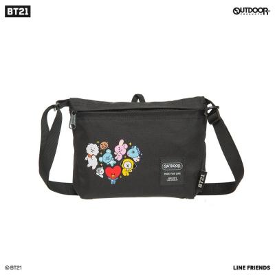【BAG TO YOU】宇宙明星BT21-全員集合側背包