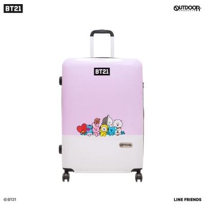【BAG TO YOU】宇宙明星BT21-全員集合行李箱28吋