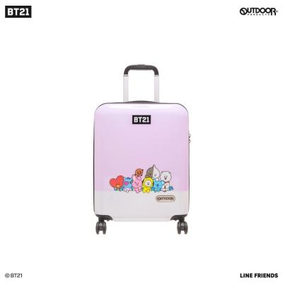 【BAG TO YOU】宇宙明星BT21-全員集合行李箱19吋