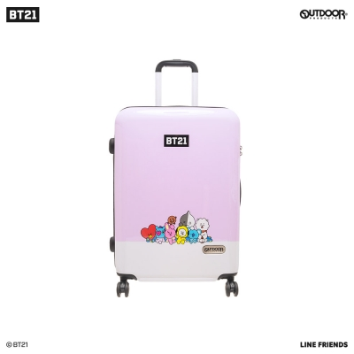 【BAG TO YOU】宇宙明星BT21-全員集合行李箱24吋