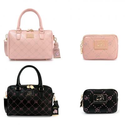 【PG美人網】卡娜赫拉的小動物 甜蜜心語 手提斜背包+零錢包