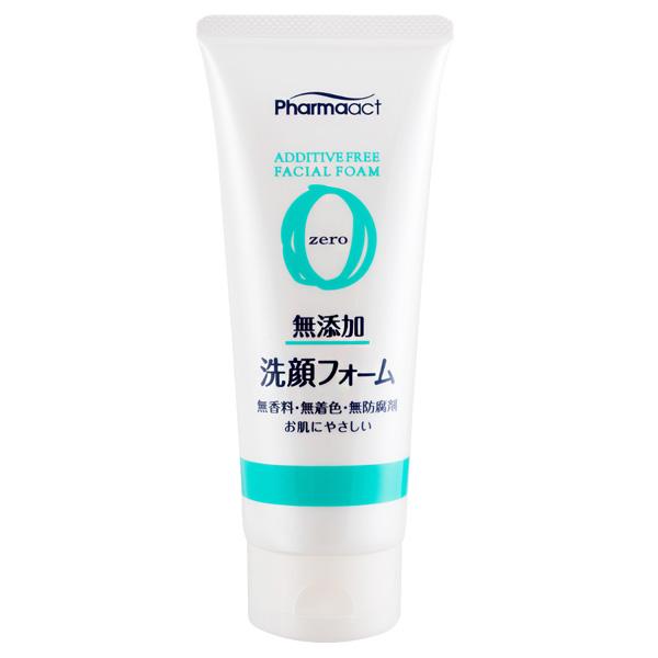 【日藥本舖】Pharmaact無添加潔顏乳130g