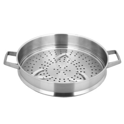【義廚寶】米克蘭諾 316不銹鋼  38cm蒸籠 (適用 義廚寶同尺寸鍋具)
