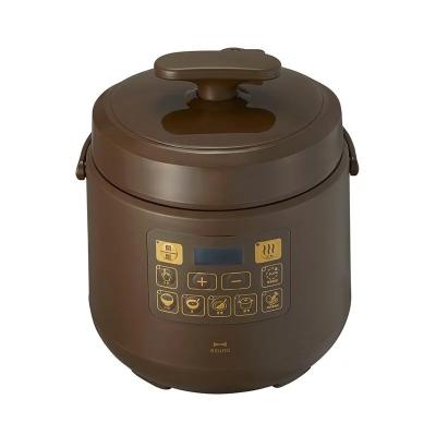【APPLE】BRUNO多功能壓力鍋 (棕)
