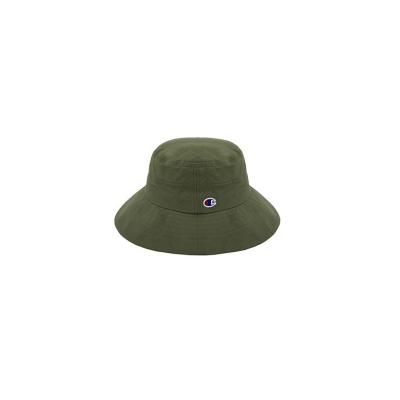 【CACO】CHAMPION -C布章款漁夫帽