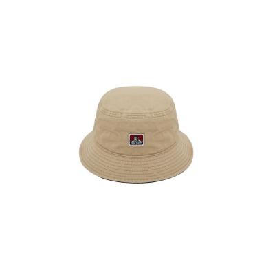 【CACO】BEN DAVIS織標基本款漁夫帽