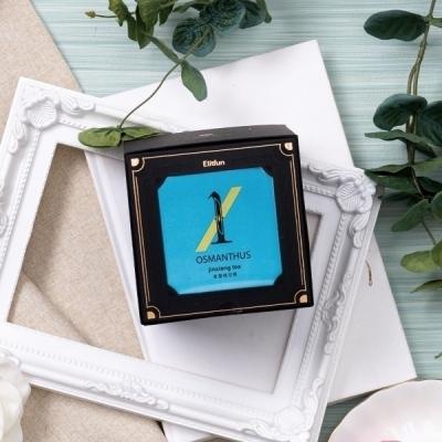 【ELITFUN】【1號】桂花金萱茶・清新雅緻・台灣綠茶│茶包禮盒