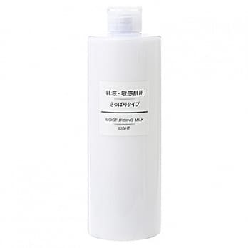 【MUJI 無印良品】敏感肌化妝水 400ml(M)