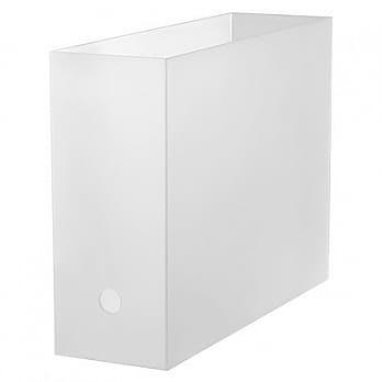 【MUJI無印良品】聚丙烯檔案盒 A4