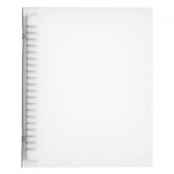 【MUJI 無印良品】聚丙烯檔案夾/A5.20孔(R)