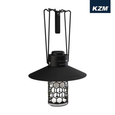 【早點名露營生活館】KZM 風潮LED復古露營燈 MODERN HIVE LANTERN