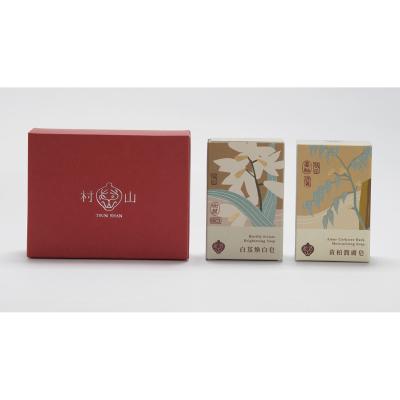 【愛手創】村山 TSUNSHAN村山-經典禮盒組(兩入)