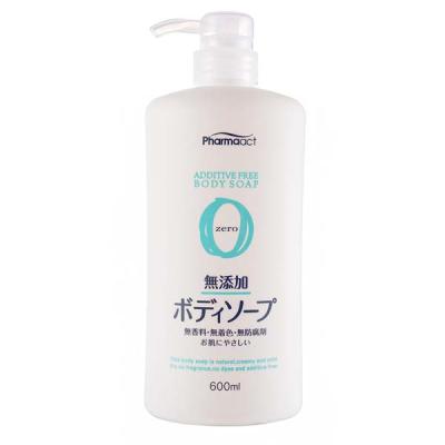 【日藥本舖】Pharmaact無添加沐浴乳600ml