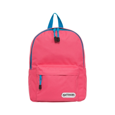 【BTU】OUTDOOR 玩色系列-後背包-粉紅色 OD101128PK