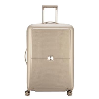 【BTU百達遊】DELSEY TURENNE-25吋旅行箱-香檳金 00162182017 宅配滿NT$799免運