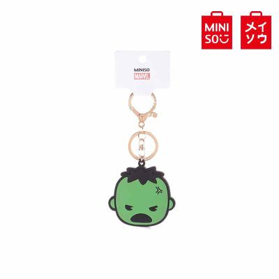 【MINISO 名創優品】漫威卷尺掛件,綠巨人